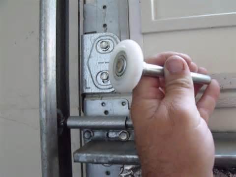 Garage Door Off Track Repair Overhead Garage Door Off Track Repair