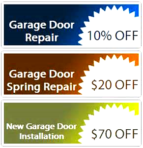 Garage Door Repair Specials Dallas Fort Worth TX